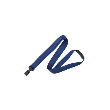 5/8'' Antimicrobial Lanyard (Safety Breakaway & No-twist Hook)