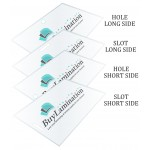 """BULK Note OBT 6""""x9"""" Laminating Pouches - Case 10 Boxes"""