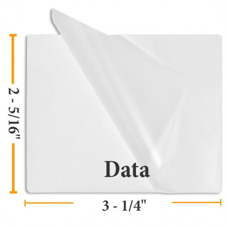 Data (IBM) Size Lamination Pouches