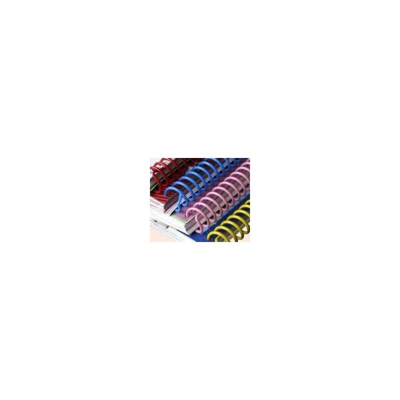 Buy Plastic Binding Coils Black 4 1 Pitch